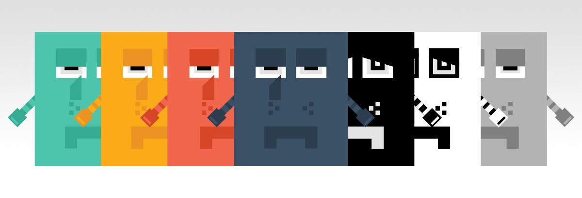 sad game characters