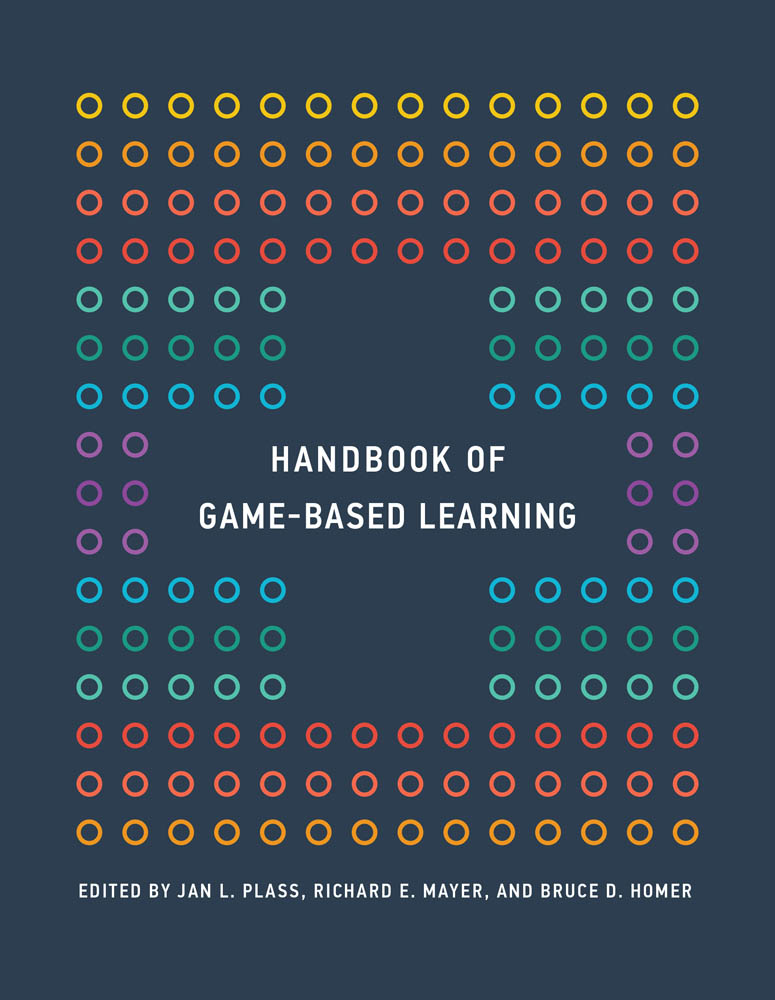 Handbook of Game-Based Learning cover art